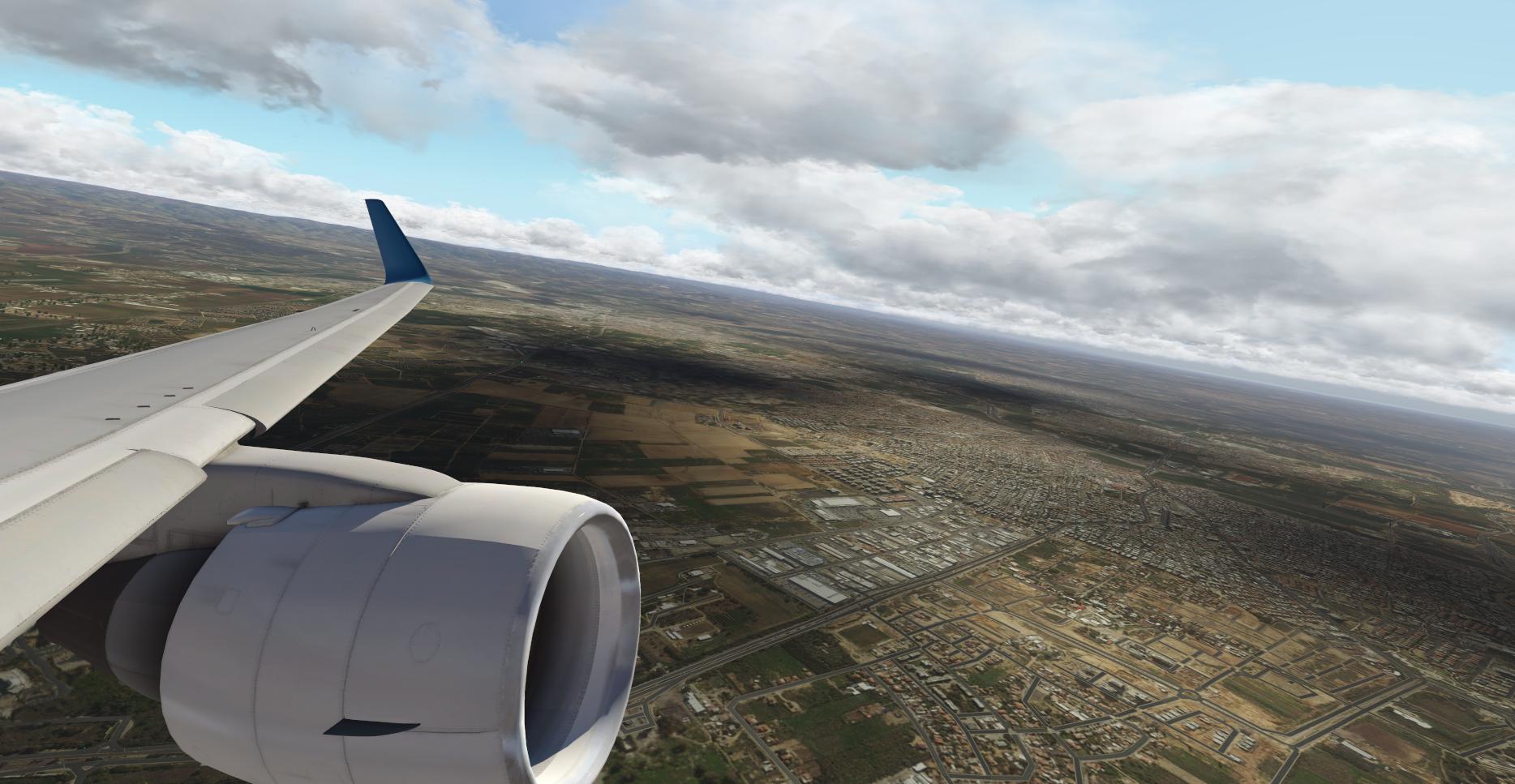 X Plane 767