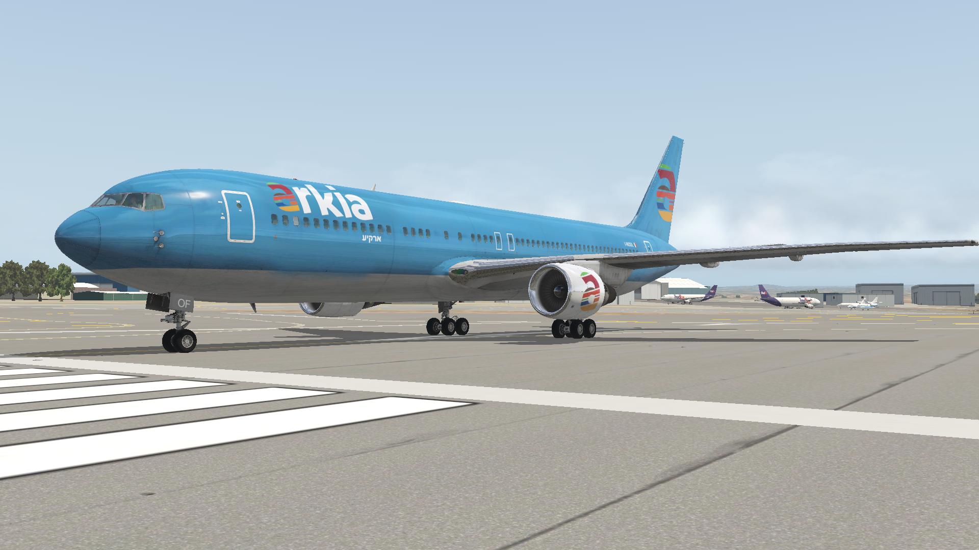 ריכוז צביעות לX-Plane 11 - EL-AL Virtual Forum - Vatil
